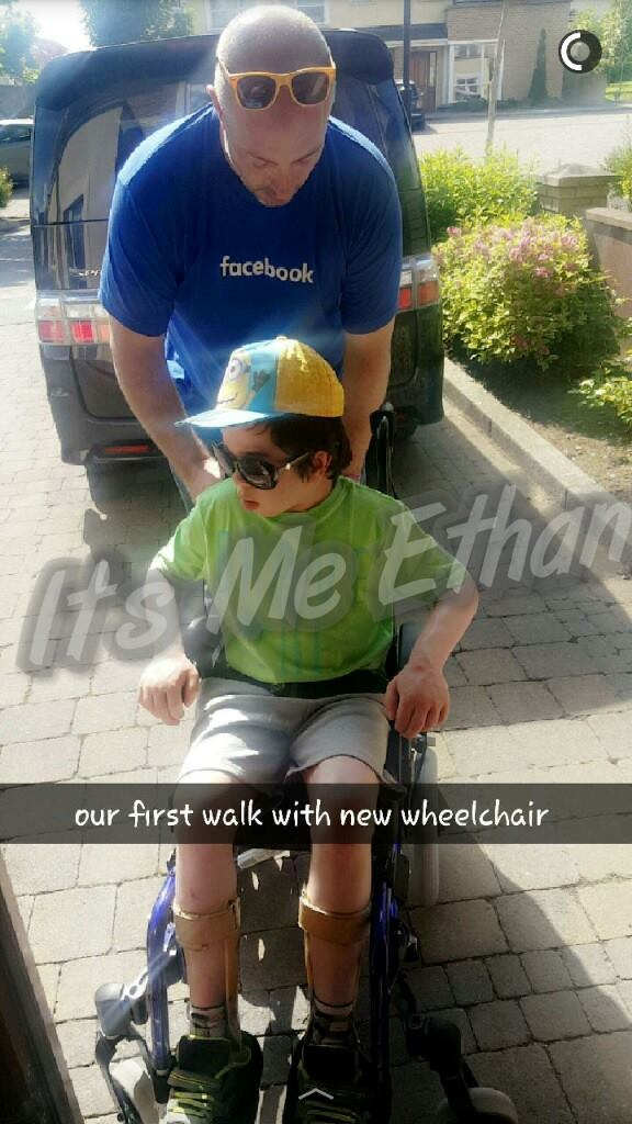 Ethans new wheels