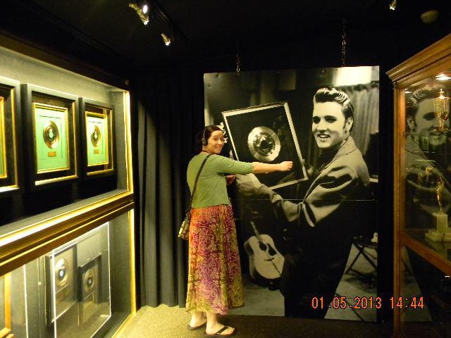 Daddy , Elvis and I